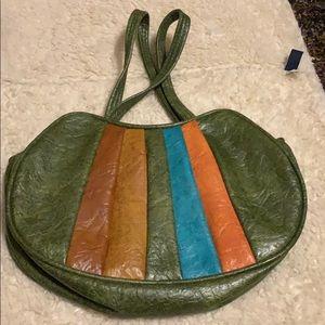 Cool vintage bag.